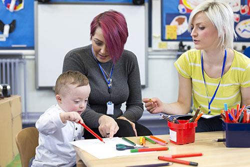 La Maison de répit pour parents d'enfants handicapés